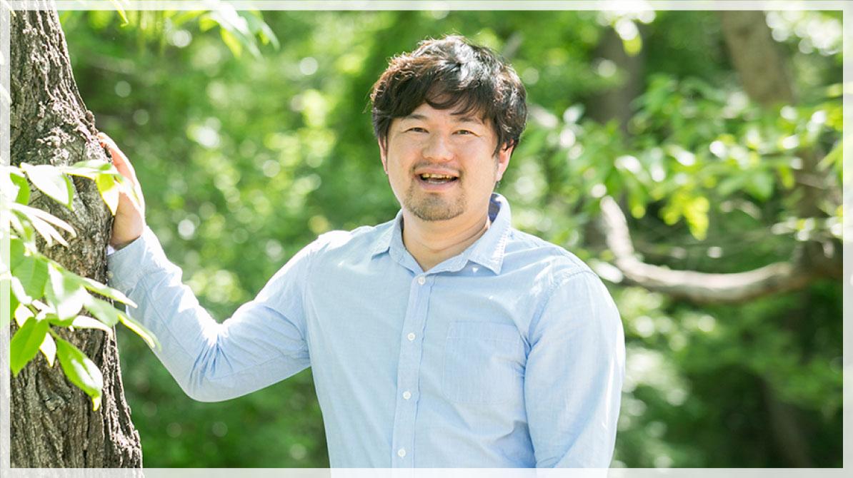 代表取締役 菱田昌平