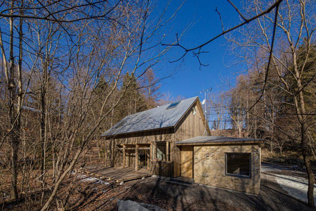 風と森のティンバーハウス
